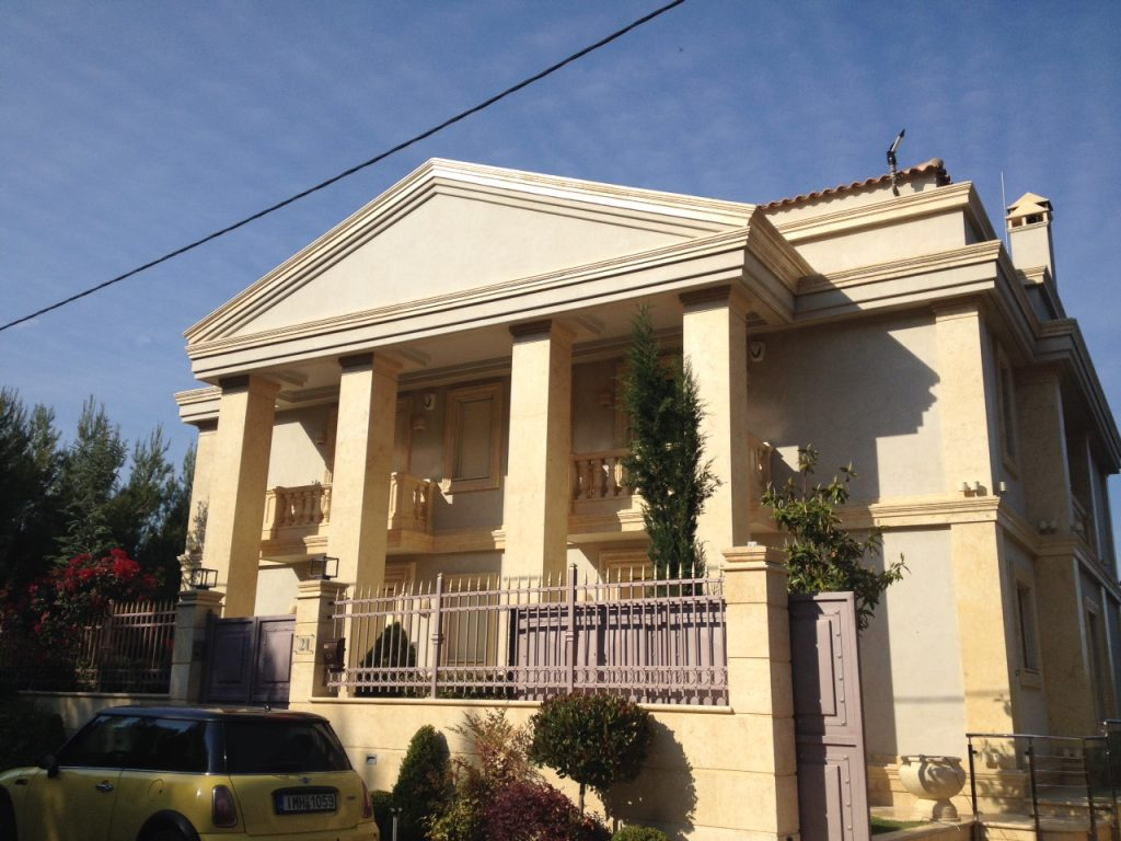 Οικία στο Διόνυσο